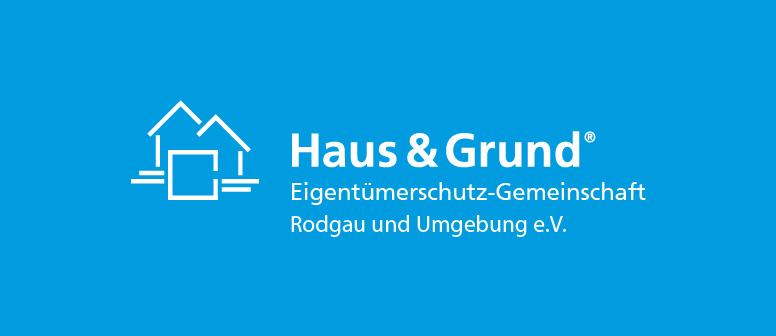 Haus & Grund Logo blau